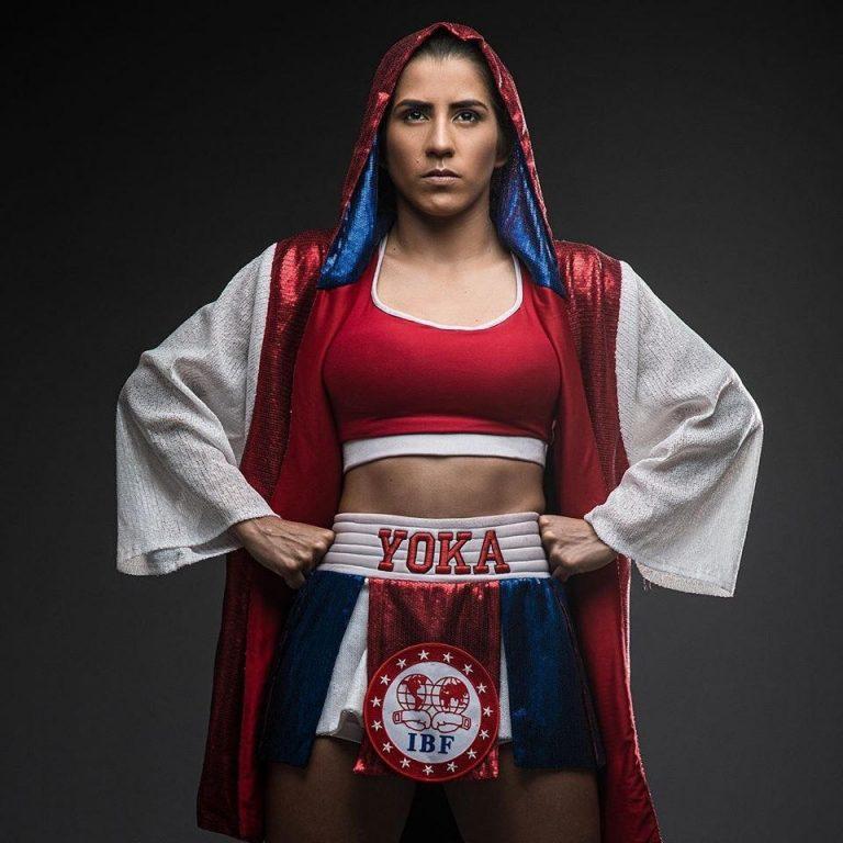 Yokasta Valle vs. Sana Hazuki on Saturday in Costa Rica