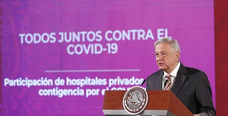 Mexico President announced that he has coronavirus