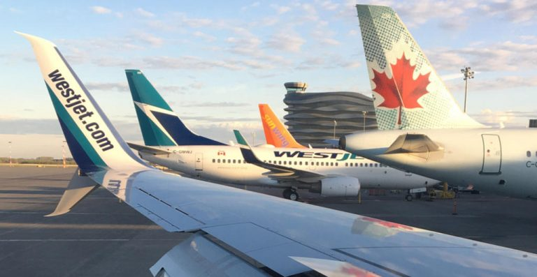 Canadian airlines cancel trips to Mexico, Central America and the Caribbean until April 30