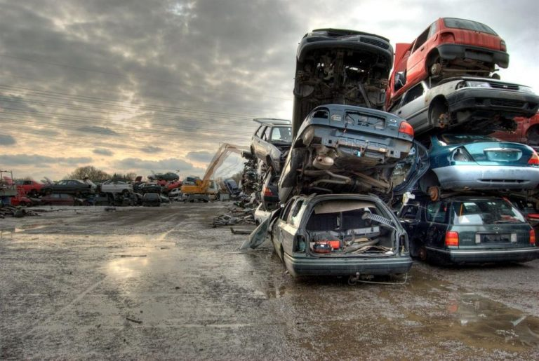 Swapping a Junk Car For an Environmentally Friendly One