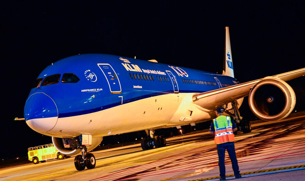 KLM announces reactivation of flights to Costa Rica starting June 29