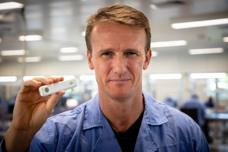 Australian doctor's at-home Covid test approved by FDA