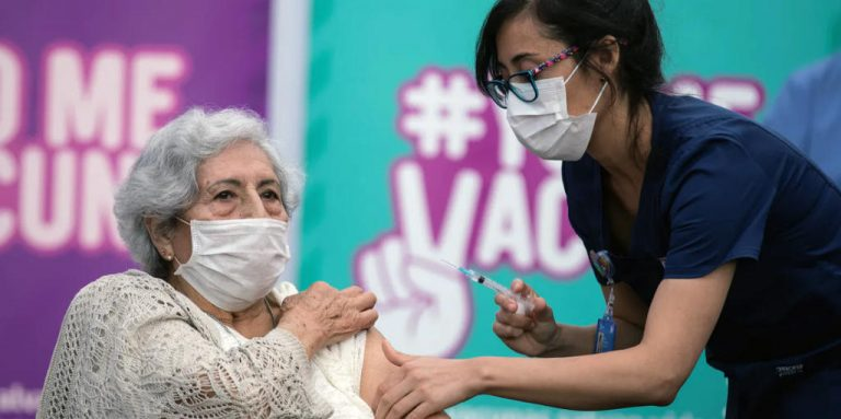 How Chile became an unlikely winner in the COVID-19 vaccine race