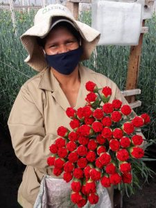 There's A Good Chance Your Valentine's Flowers Come From Colombia