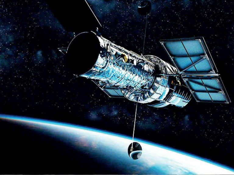 President Signs Space Agency Bill Into Law