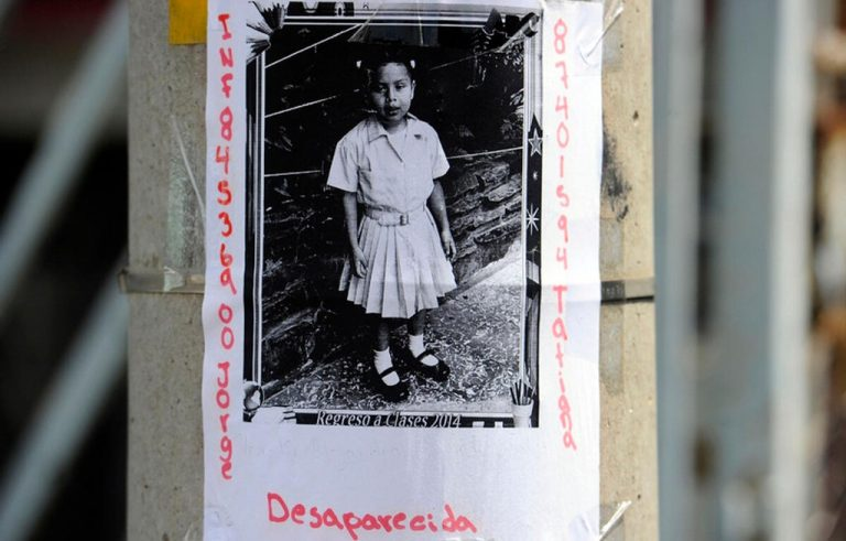 3 out of 4 women missing in Costa Rica are minors