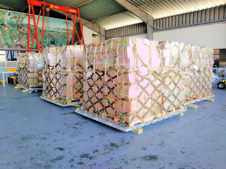 72 tons of drugs seized in Costa Rica were destroyed with plasma in Miami
