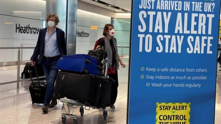 Britain tightens COVID-19 travel restrictions: 2 tests, quarantine and prison threat