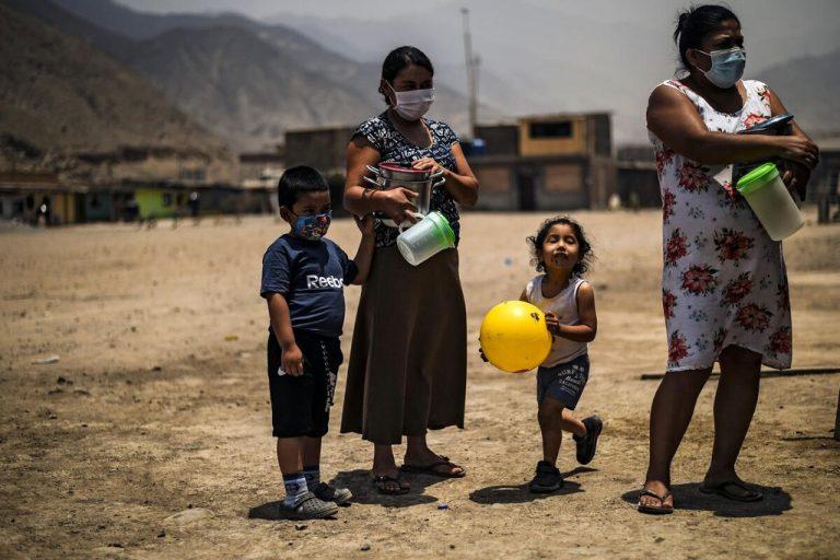 Peru receives first batch of Chinese COVID-19 vaccine