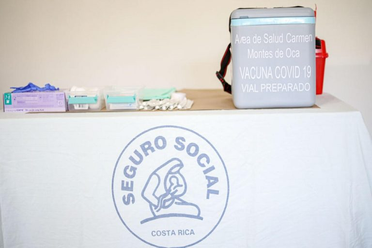 People without Caja do have options to get vaccinated against covid-19
