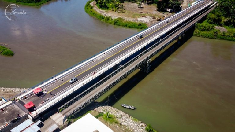It's been 7 years, but it's done: Costa Rica and Panama complete Sixaola border bridge
