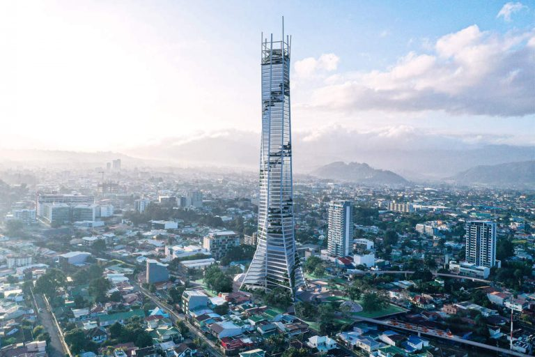 Torre del Bicentenario: An envisioned project to commemorate Costa Rica's 200th