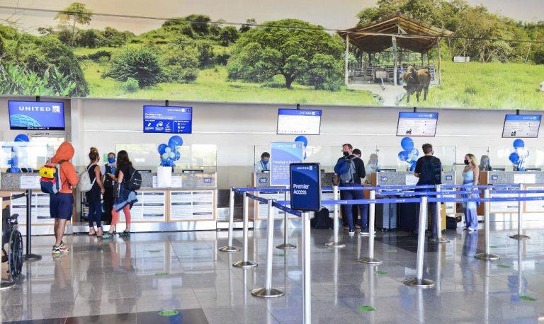 "Guanacaste Airport sees a ""good high season"" on the horizon"