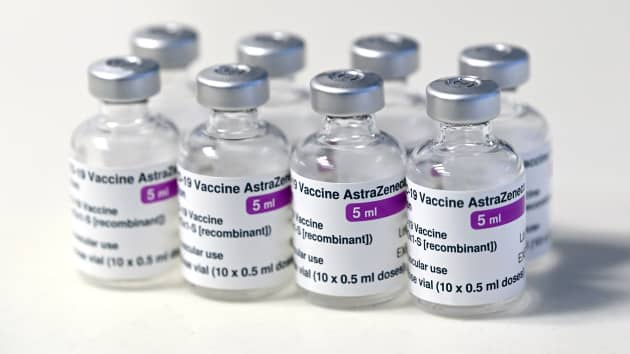 Denmark, Norway and Iceland suspend use of AstraZeneca Covid vaccine over reports of blood clots