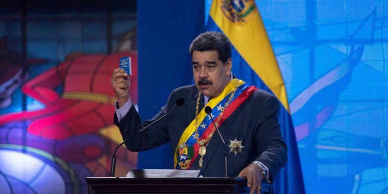 What should Biden do about Venezuela?