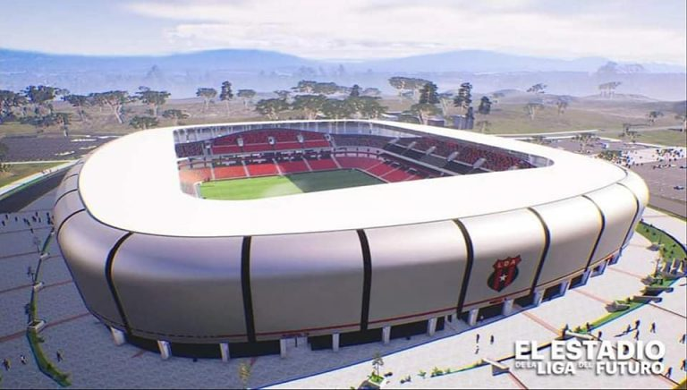 Liga unveils plans for its future stadium, the most modern in Latin America