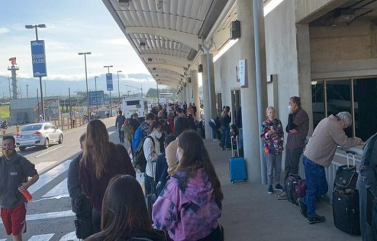 Failure in Immigration system caused long lines at Juan Santamaría airport