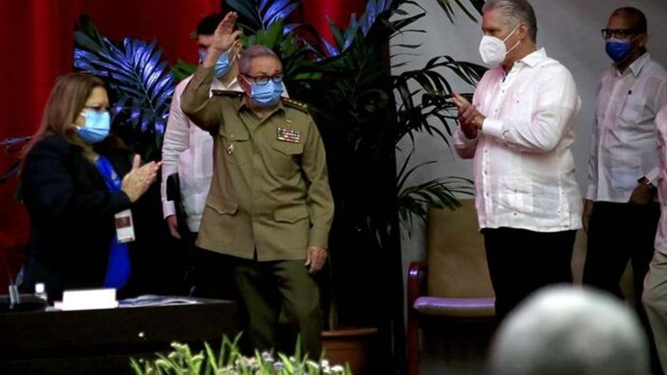 President Miguel Díaz-Canel is the new leader of the Communist Party of Cuba after the departure of Raúl Castro