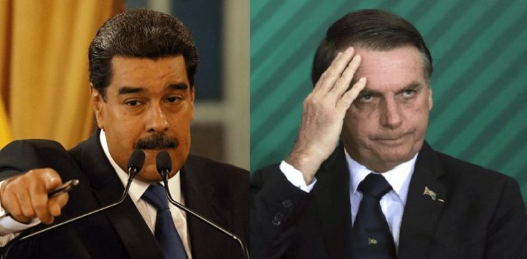 Bolsonaro compares quarantines to Maduro's dictatorship