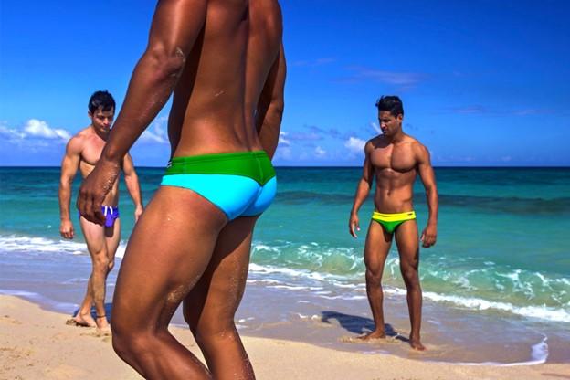 Differio Men's Swimwear Brings Latin Beach Flavor to USA