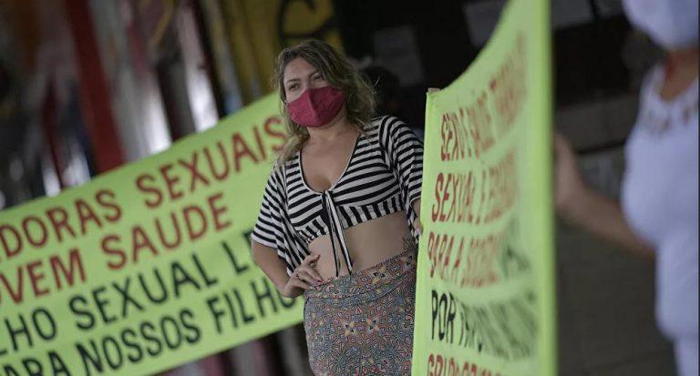 Brazilian Prostitutes 'Priority Group' COVID Vaccination