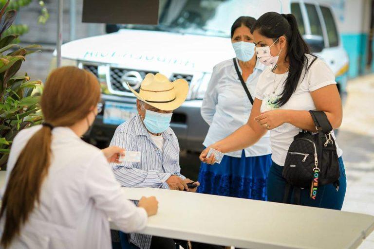 China is donating 150,000 coronavirus vaccine doses to El Salvador