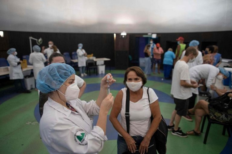Latin America exceeds 25 million infections in unstoppable advance virus