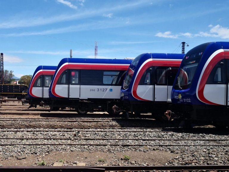 Historic: New commuter trains will go into operation this Monday