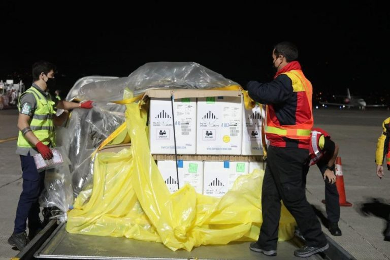 Costa Rica exceeds one million vaccines received against COVID-19