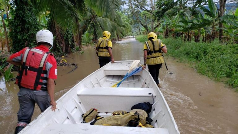 Bad weather claimed two lives: one in Talamanca and another in Garabito