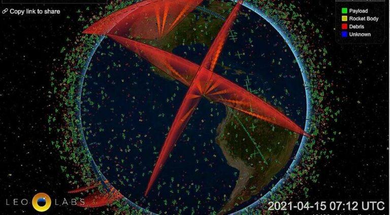 Costa Rica Space Radar operational!