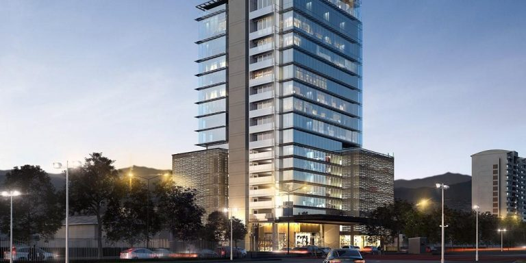 New Hilton hotel launches in Costa Rica's tallest building