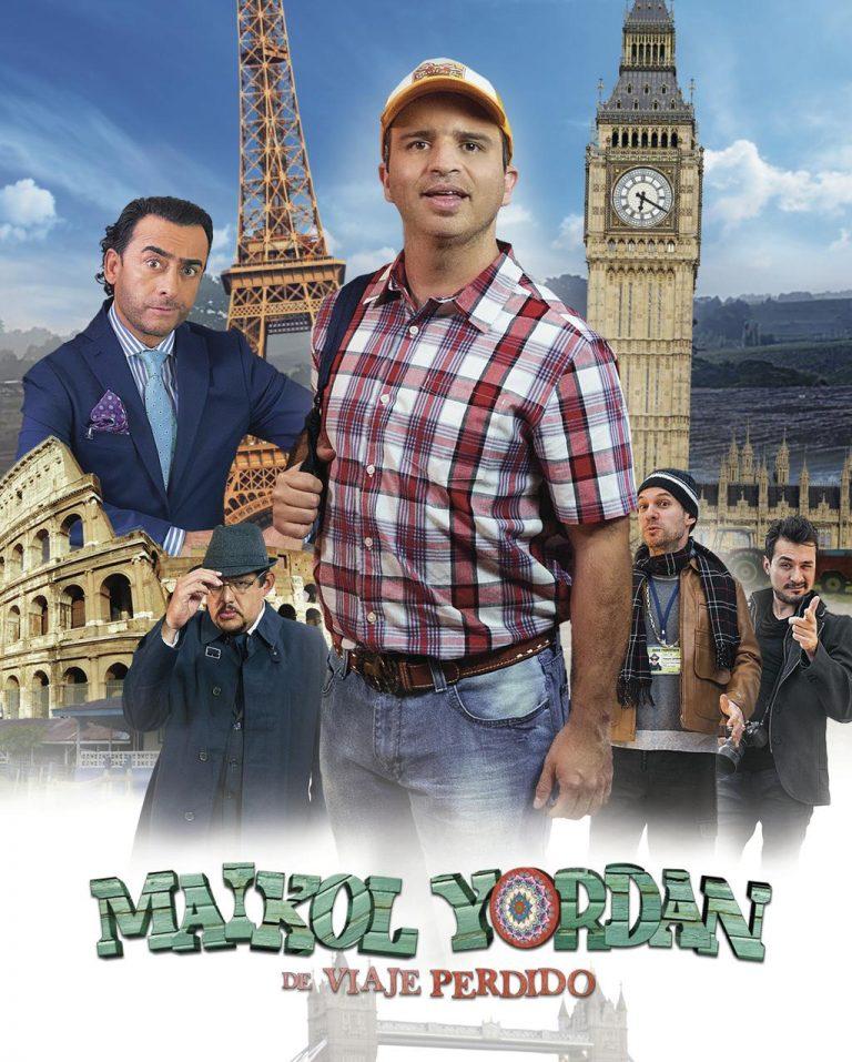 Maikol Yordan is no longer lost, he's on Amazon Prime Video