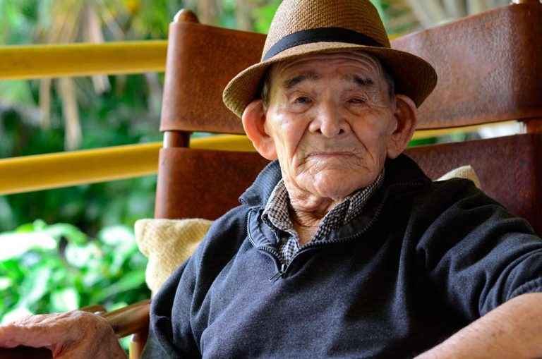 Chepito, the oldest person in Costa Rica, dies at the age 121