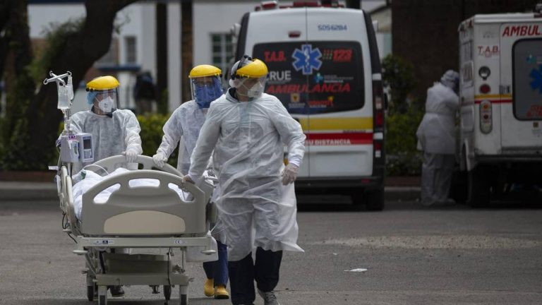 Colombia surpasses 80,000 COVID-19 deaths; ICU's nearly full