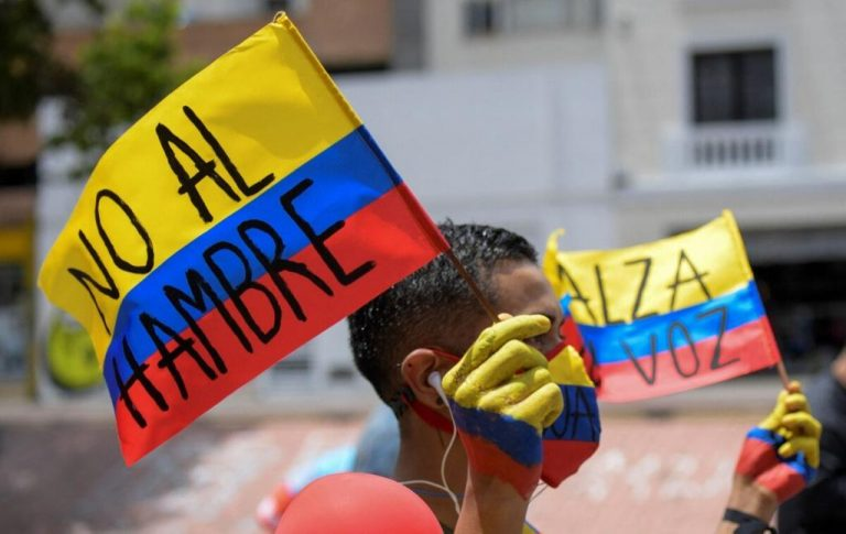 Why Colombian protesters are taking to the streets