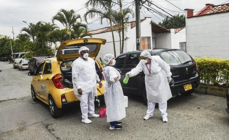 Colombia exceeds 500 deaths from covid for the first time in daily report