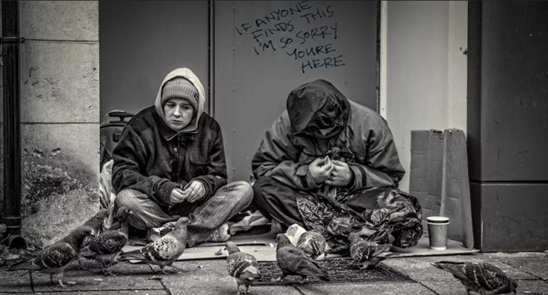 Swiss City Wants to Send Homeless to Other European Cities