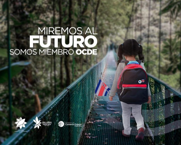 Costa Rica officially becomes the 38th member of the OECD
