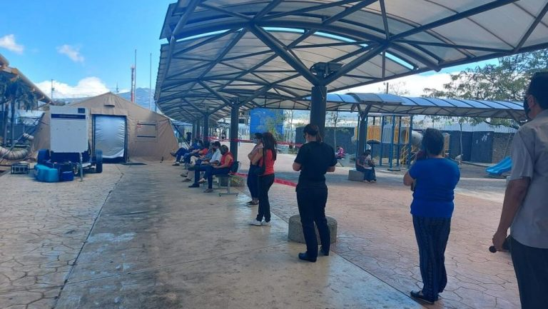 Panama provides field hospital to support emergency care in Heredia