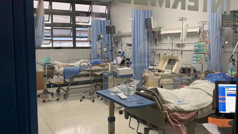 Caja to move 'non-covid' patients to private hospitals