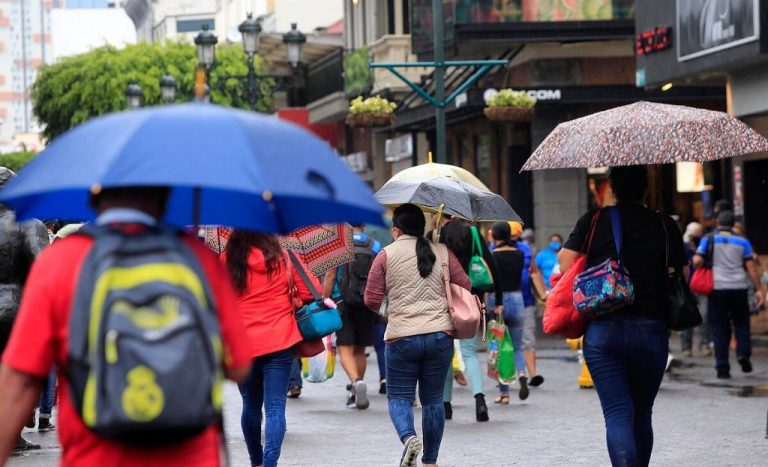 Rainy season official commenced in the Central Valley this week