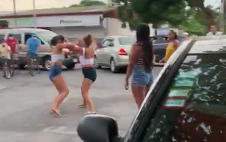 San José is the queen province of street brawls