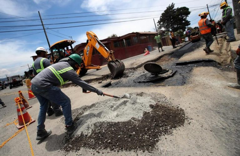 Agreement will seek that Conavi and AyA 'talk' to avoid damage to newly built roads