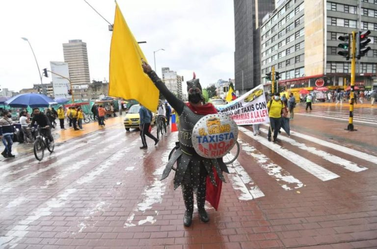 Colombia's Protests Against President Duque Explained