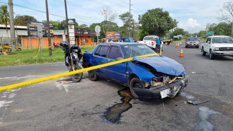 Two people die every day in Costa Rica in traffic accidents