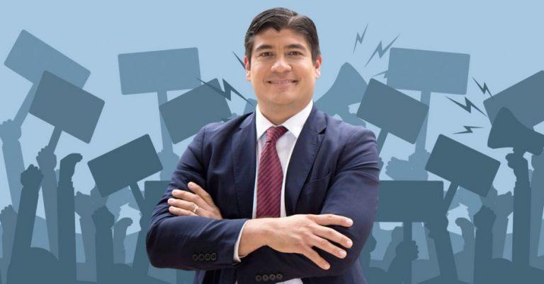 Will President Alvarado be vaccinated against Covid-19 soon?