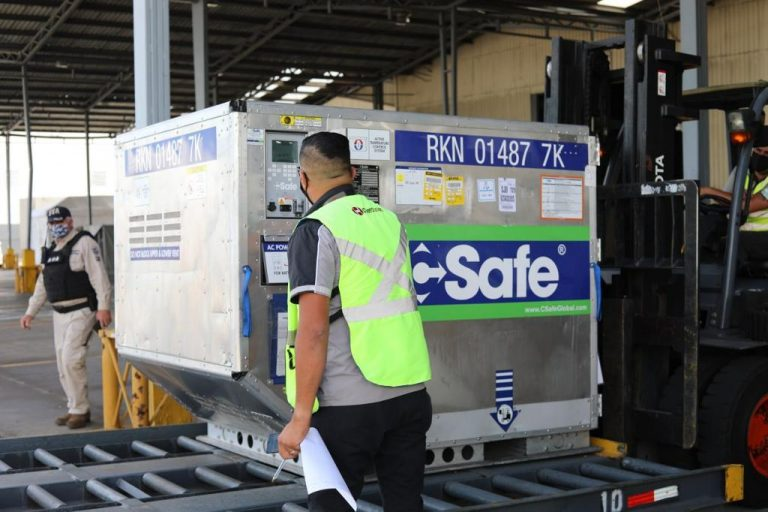 Costa Rica receives 204,000 doses of covid-19 vaccines from AstraZeneca