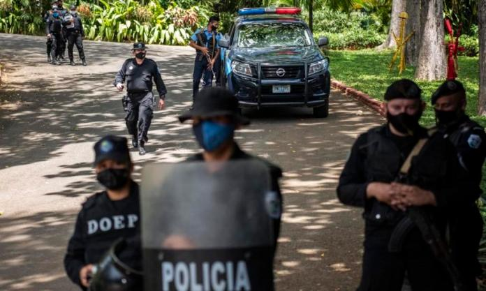 The 20 Nicaraguans detained by the Ortega regime in 25 days