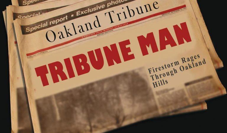 "Tribune Man: A New Novel by ""Q Costa Rica"" Contributor"
